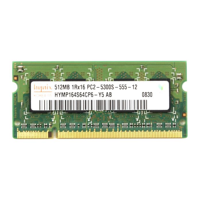 Модуль памяти SO-DIMM DDR2 667MHz 512Mb Hynix , Oem