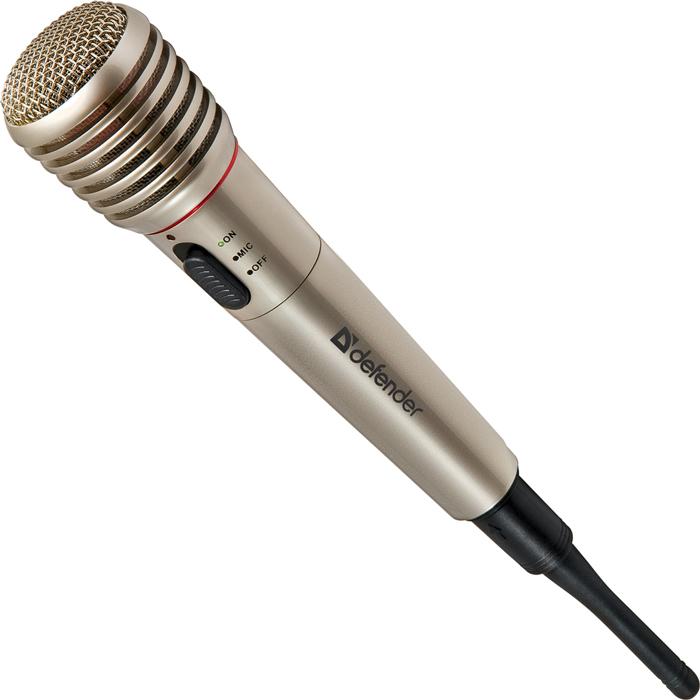 Микрофон Defender Mic-140, беспроводной