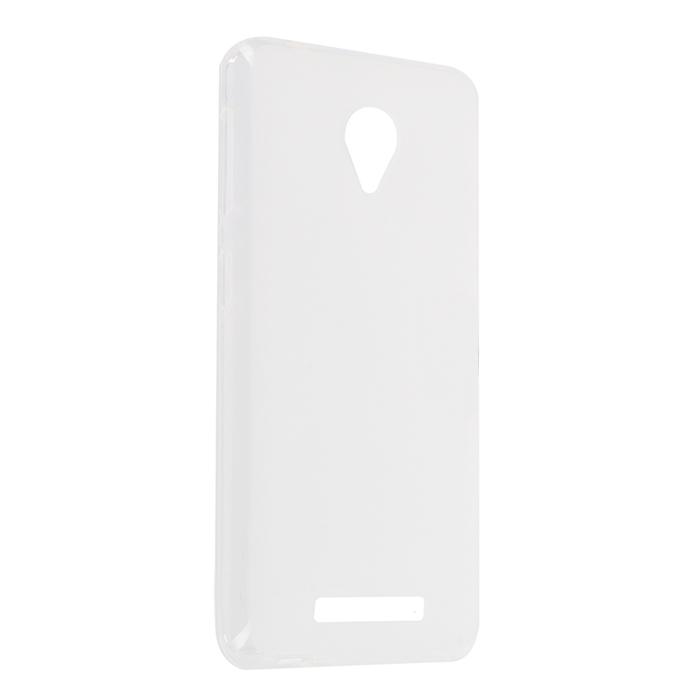 Чехол SkinBox shield silicone для Philips Xenium V377, прозрачный