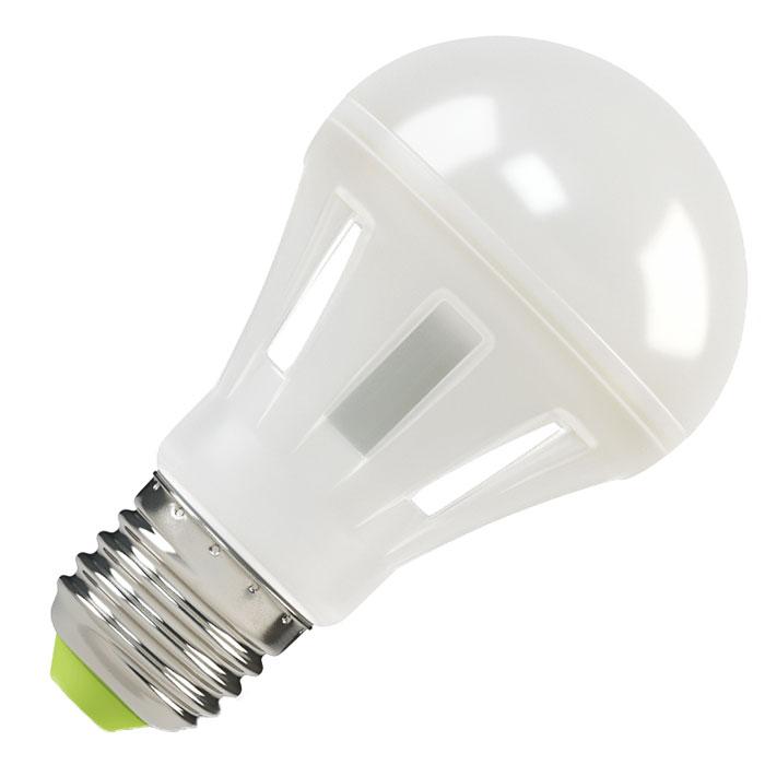 Светодиодная LED лампа X-flash Bulb E27 6W 220V желтый свет