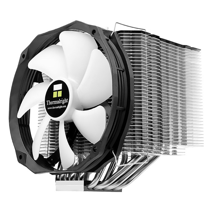 Устройство охлаждения(кулер) Thermalright Macho Le GRAND Macho RT (Socket S775, S1150/1155/S1156, S1356/S1366, S2011, AM2, AM2+, AM3/AM3+/FM1, FM2) ( MACHO-GRAND-RT )