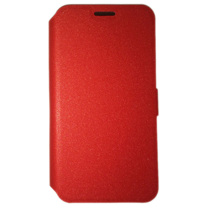 Чехол PRIME book case для Samsung Galaxy J2 Prime SM-G532, красный
