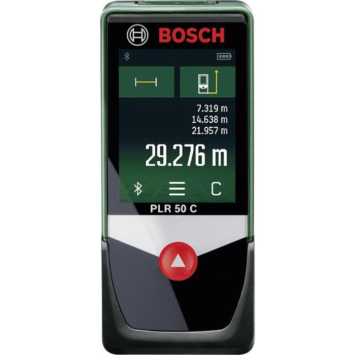 Лазерный дальномер Bosch PLR 50 C 0603672220