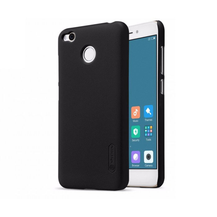 Чехол Nillkin Super Frosted Shield Case для Xiaomi Redmi 4X, черный