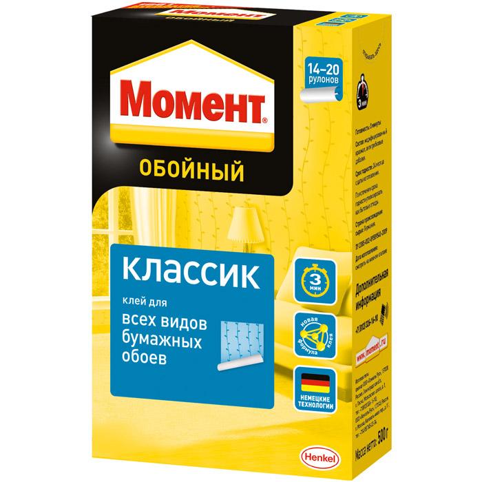 Клей обойный Момент Классик 500г 765166