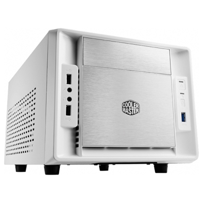 Корпус Mini-ITX Cooler Master Elite 120 без БП White ( RC-120A-WWN1 )