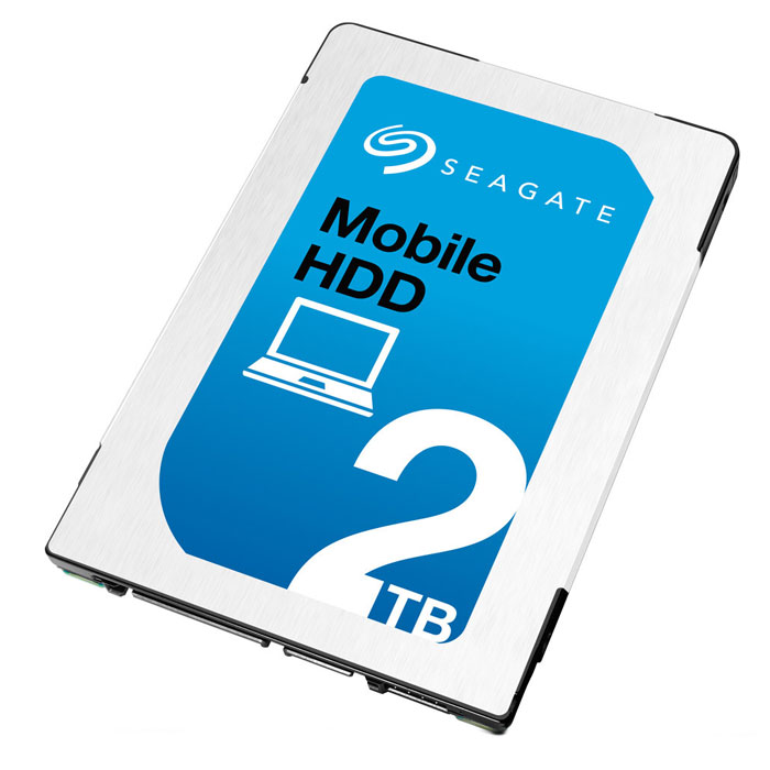 Жесткий диск 2.5″ SATA3 2.0Тб 5400rpm 128Mb Seagate Mobile (ST2000LM007)