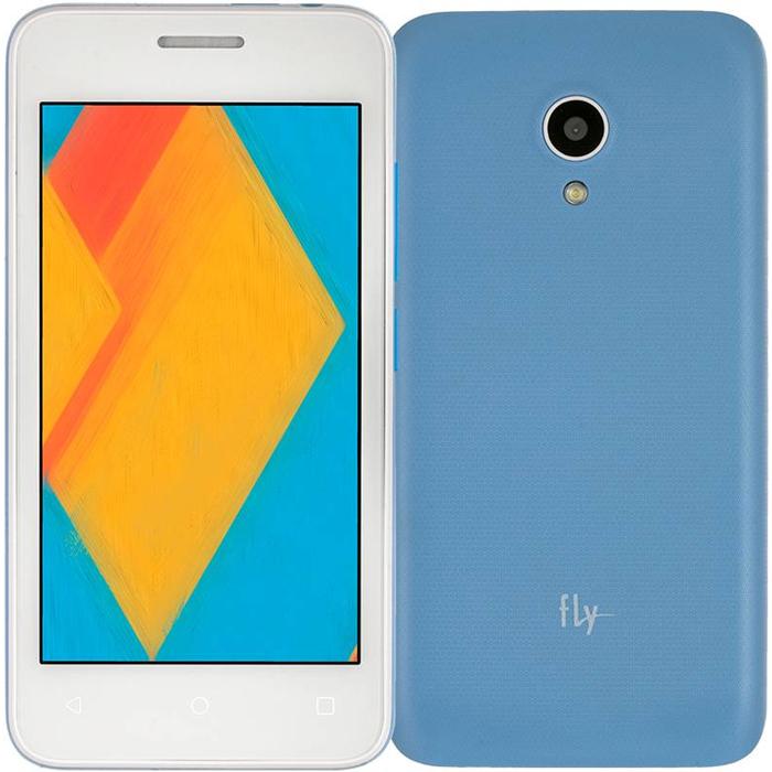 Смартфон Fly FS407 Stratus 6 Blue