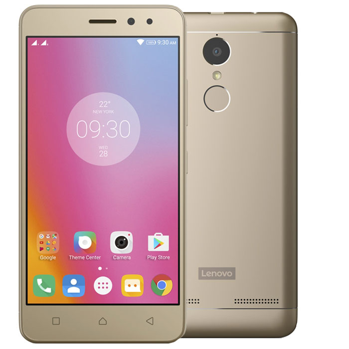 Смартфон Lenovo K6 Power (K33a42) Gold