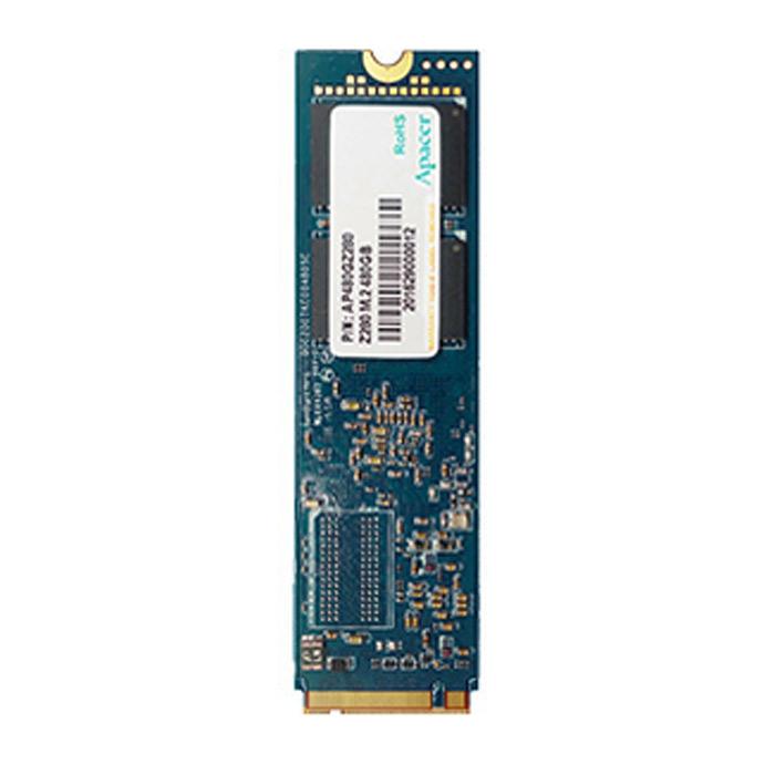 Накопитель SSD M.2 PCIe NVMe 3.0 x4 480Гб Apacer Z228 [AP480GZ280-1]