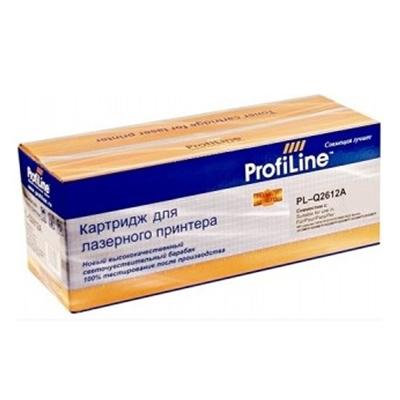 Картридж ProfiLine PL-Q2612A + банка с тонером 100г