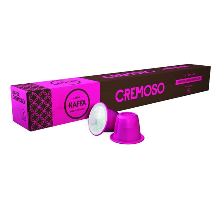 Кофе в капсулах KAFFA Cremoso 10 шт