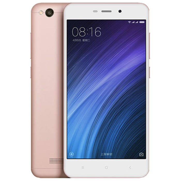 Сотовый телефон Xiaomi Redmi 4A 16Gb Rose Gold