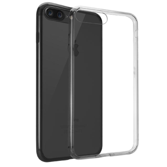 Чехол Ozaki O!coat Crystal для iPhone 7 Plus, прозрачный/черный