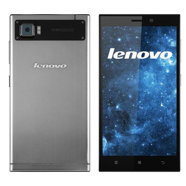 Смартфон Lenovo IdeaPhone Vibe Z2 Dual Sim серый