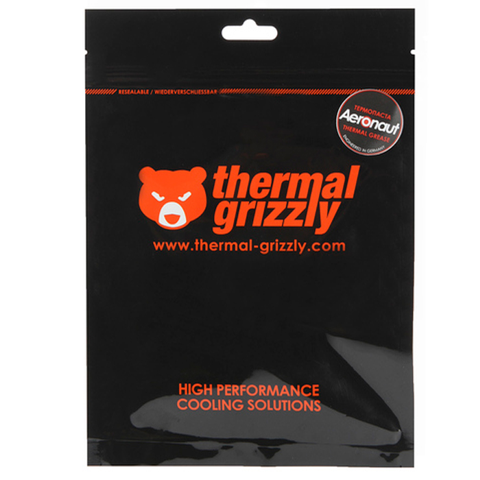 Термопаста Thermal Grizzly Aeronaut Ttermal Grease 1 г TG-A-001-RS-RU
