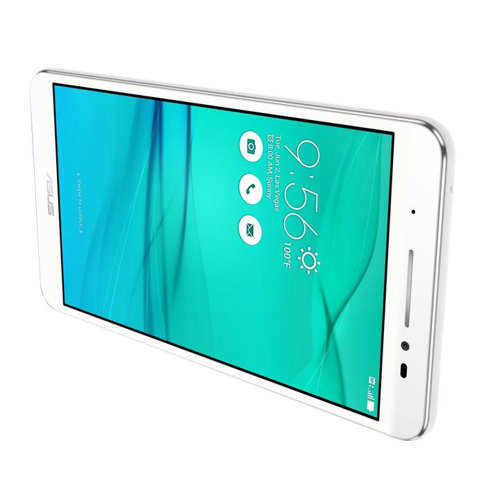 Смартфон ASUS ZenFone Go ZB690KG 8GB 3G 7″ Dual Sim белый ( 90AL0011-M00230 )