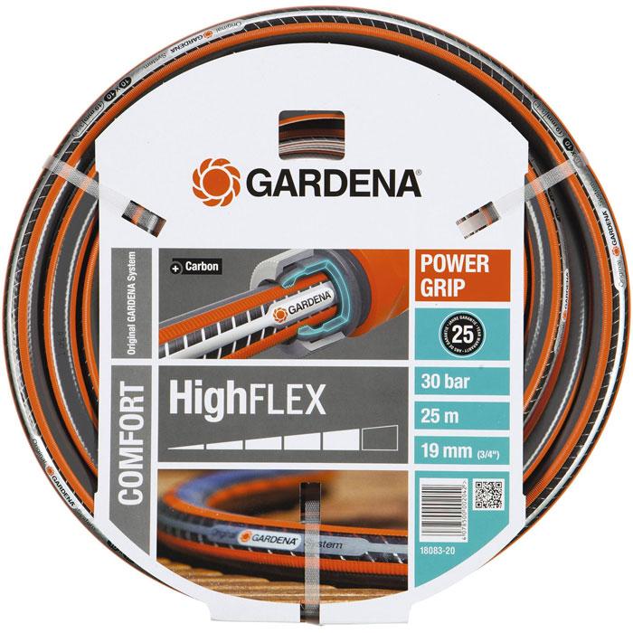 Шланг GARDENA HighFLEX 3/4″ — 25м 18083-20.000.00
