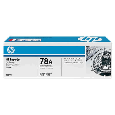 Картридж HP CE278AF двойная упаковка
