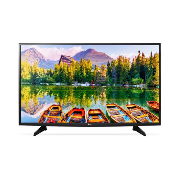 Телевизор ЖК 49″ LG 49LH513V серый