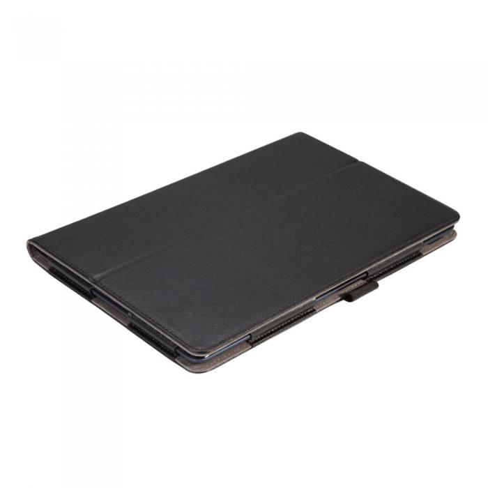 Чехол IT BAGGAGE для Lenovo IdeaTab A7600 A10-70, эко кожа, черный