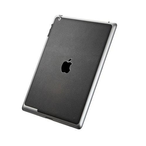 Защитная плёнка для iPad 2/The New iPad/iPad 4Gen SGP Cover Skin черный (SGP08860)