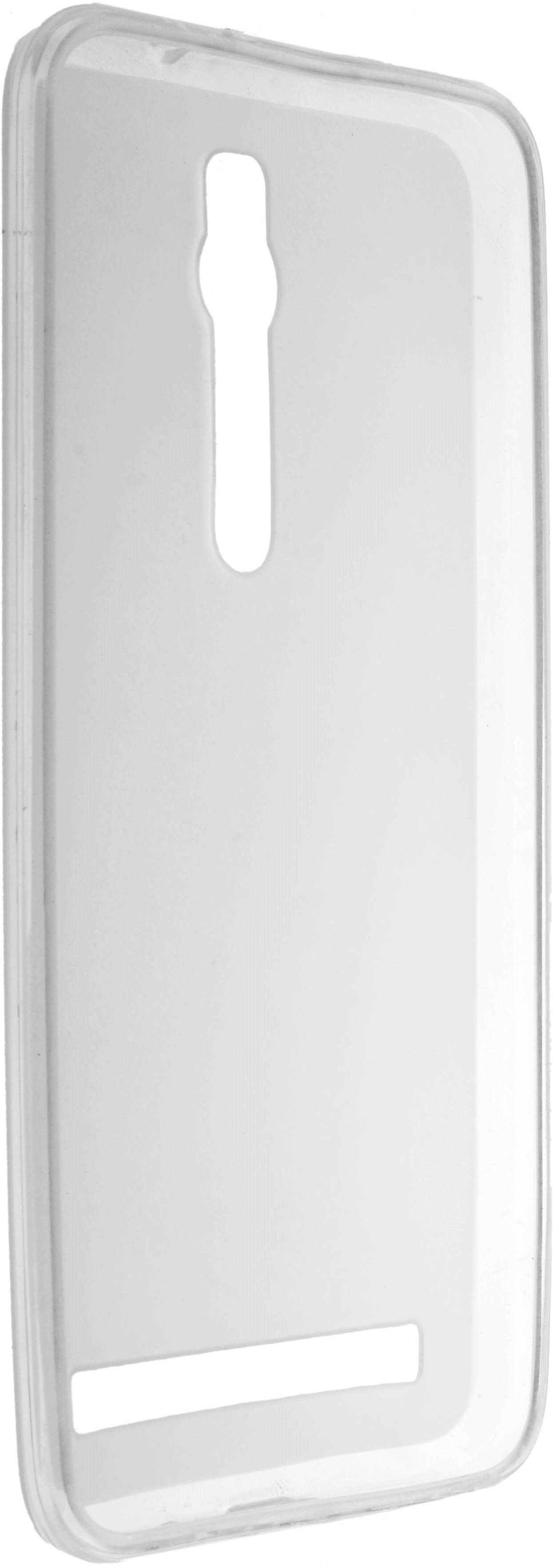 Чехол skinBOX 4People Shield silicone для Asus ZenFone 2 ZE550MLZE551ML прозрачный