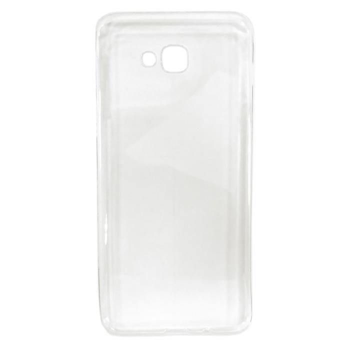 Чехол skinBOX 4People Slim Silicone для Samsung Galaxy J5 Prime SM-G570F/DS, прозрачный