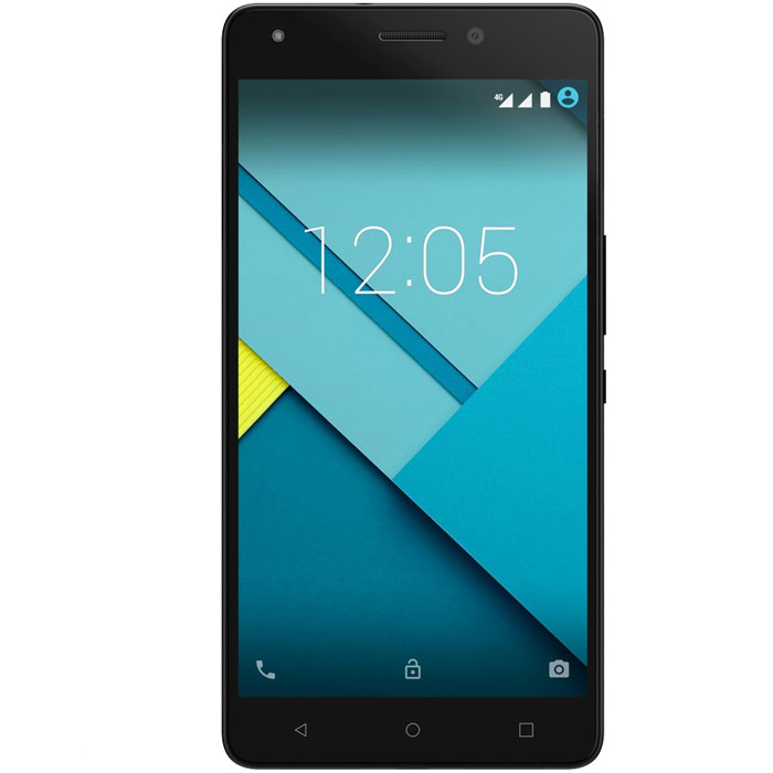 Смартфон BQ Aquaris M5.5 16GB 3GB RAM Black