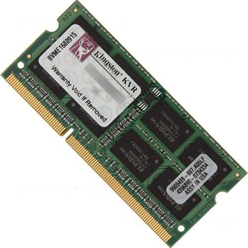 Модуль памяти SO-DIMM DDR3 1600MHz 8Gb Kingston ( KVR16S11/8 ) Ret