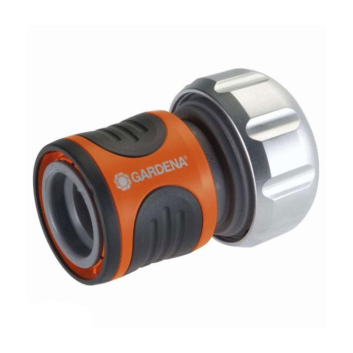 Коннектор с автостопом GARDENA Premium 3/4″ 08169-20.000.00
