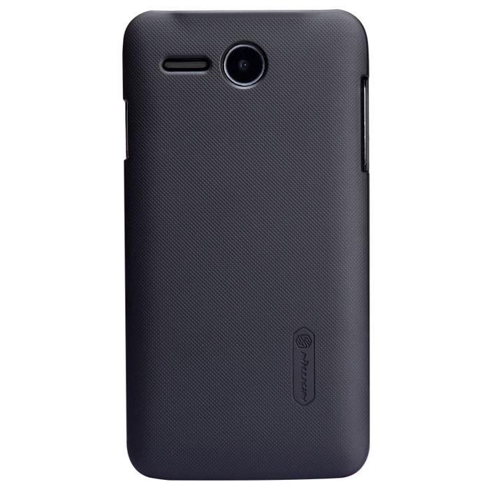 Чехол Nillkin Super Frosted для Lenovo ideaphone A680 черный