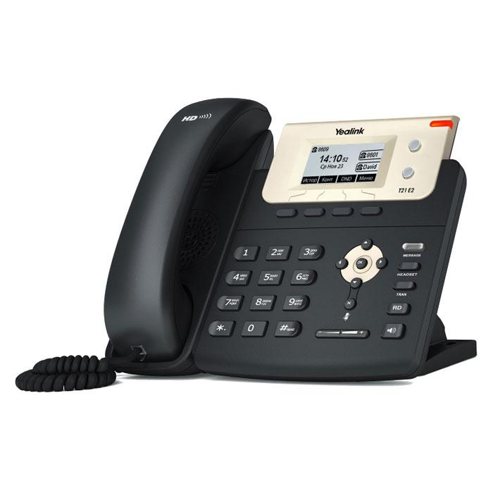 Телефон VoIP Yealink SIP-T21 E2