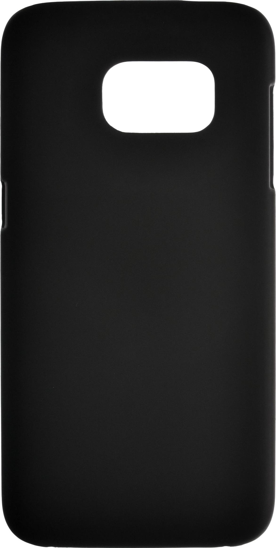 Чехол skinBOX 4People case для Samsung G930F Galaxy S7, черный