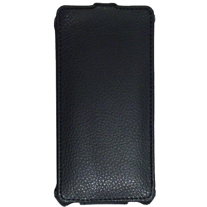 Чехол Gecko Flip case для Xiaomi Redmi 3s/3 Pro, черный