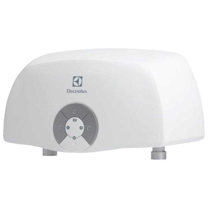 Проточный водонагреватель Electrolux Smartfix 2.0 T (3,5 kW) — кран