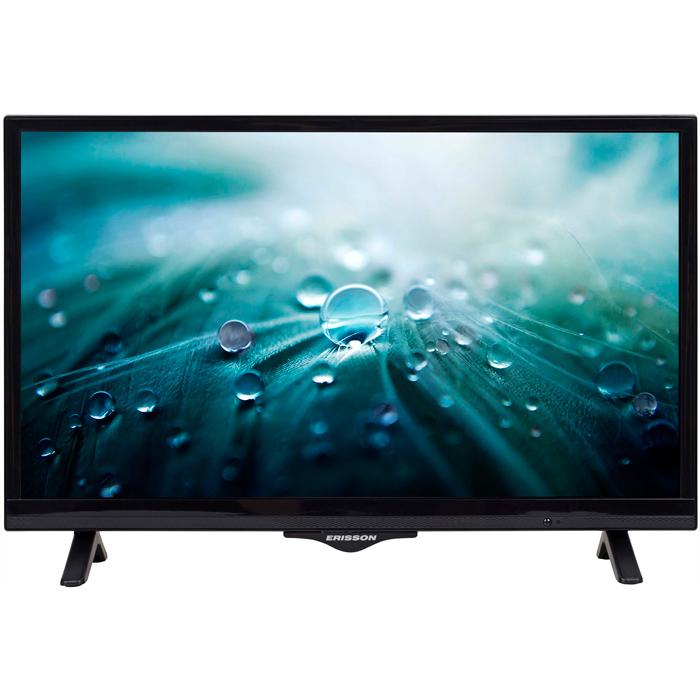 Телевизор ЖК 24″ Erisson 24LES76T2 черный