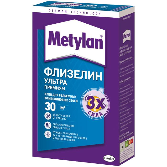 Клей обойный Metylan Флизелин Ультра Премиум 250г 624936