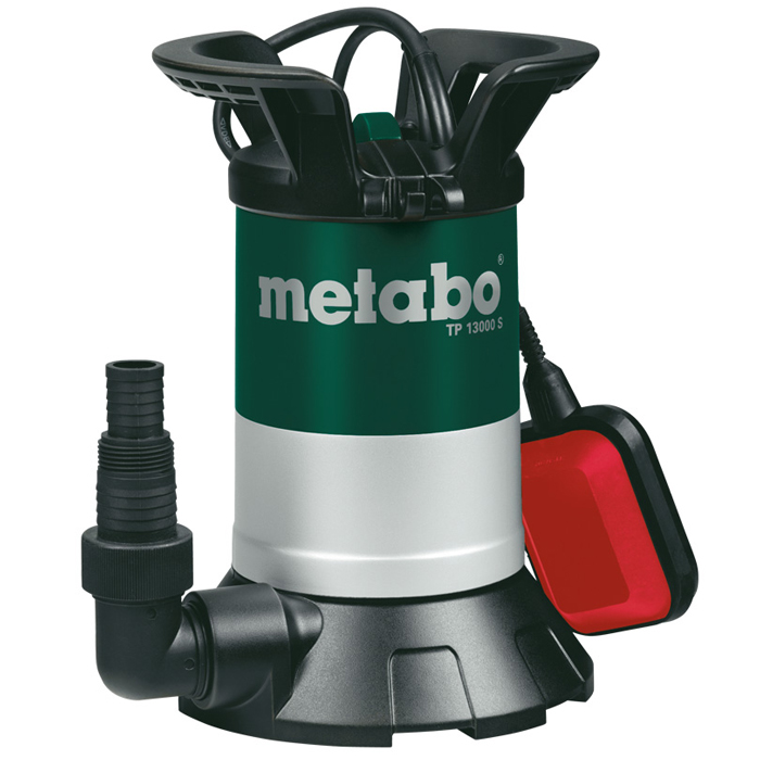 Дренажный насос для чистой воды Metabo TP 13000 S