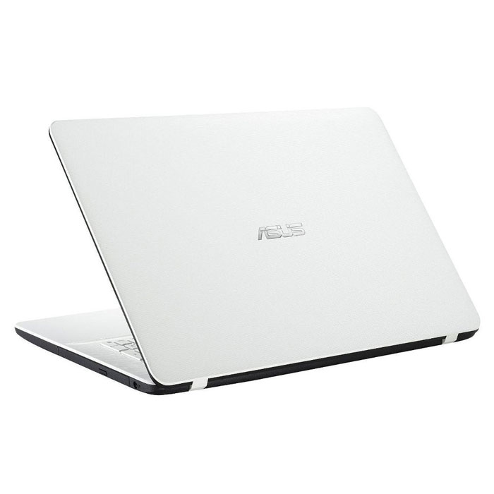 Ноутбук 17.3″ Asus X751SA intel N3710/4Gb/500Gb/17.3″ HD+/DVD/Win10 белый ( 90NB07M2-M03160 )