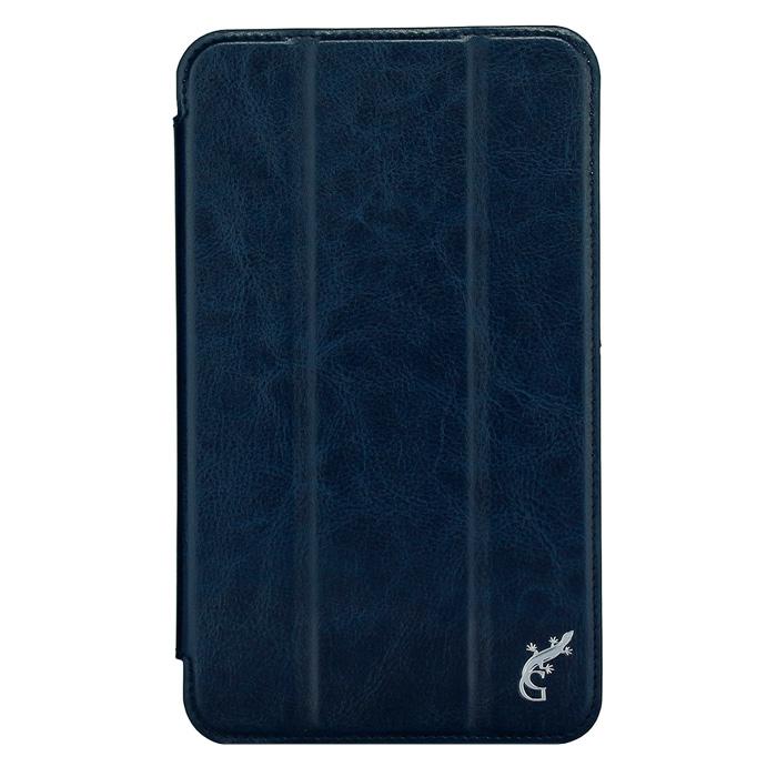 Чехол G-case Slim Premium для Samsung Galaxy Tab A 7.0 SM-T280\SM-T285, темно-синий