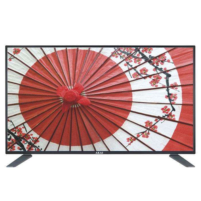 Телевизор ЖК 65″ Akai LES-65B47M черный