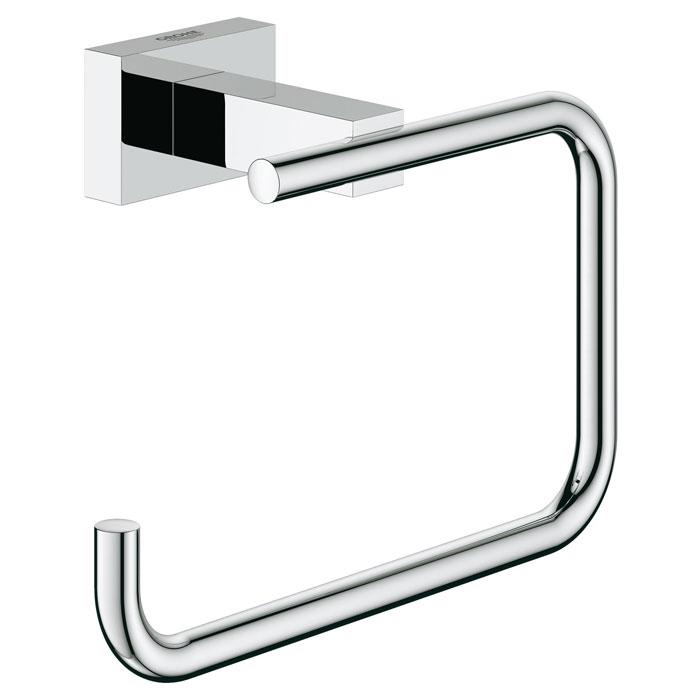 Держатель туалетной бумаги Grohe Essentials Cube New 40507001