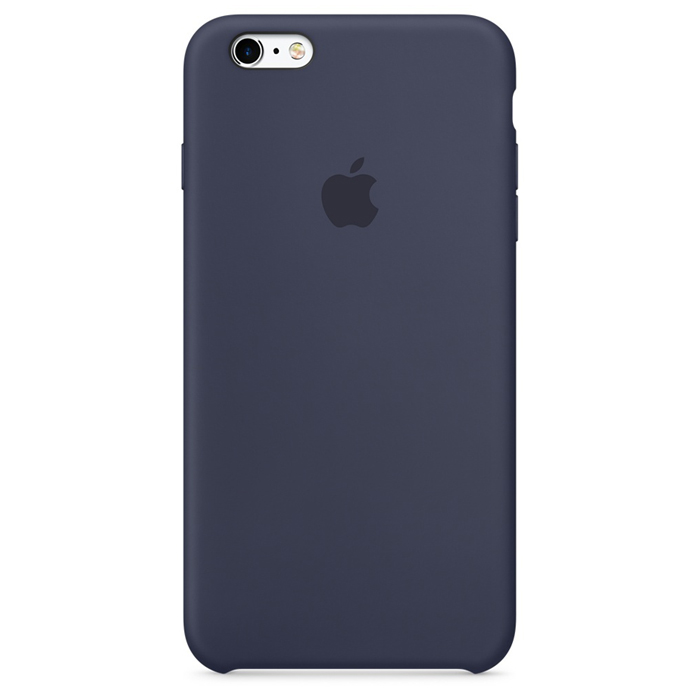 Чехол для Apple iPhone 6 Plus/ iPhone 6s Plus Silicone Case Midnight Blue MKXL2ZM/A