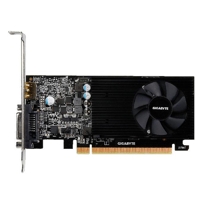 Видеокарта PCI-E GIGABYTE GeForce GT 1030 2048Mb, DDR5 ( GV-N1030D5-2GL ) Ret