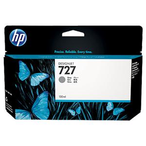 Картридж HP B3P24A №727 Gray 130ml