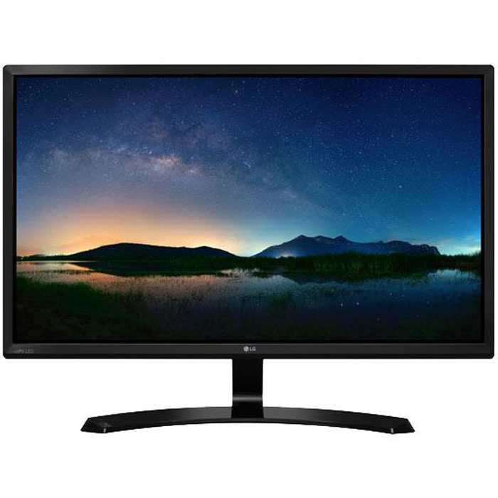 Монитор ЖК LG 22MP58VQ-P 21.5″ black VGA DVI HDMI