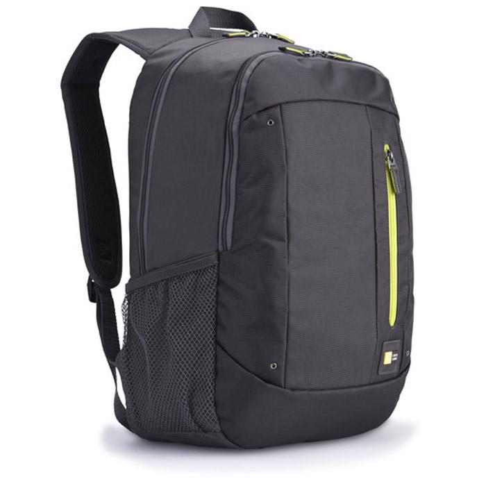 Рюкзак 15.6″ Case Logic Jaunt WMBP-115 с карманом для 10″ планшета, темно-серый