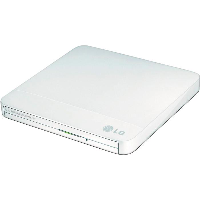 Оптический привод USB DVD-RW LG , White ( GP50NW41 ) Retail