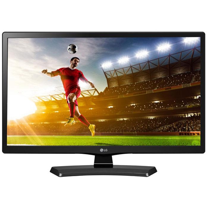 Телевизор ЖК 28′ LG 28MT48VF-PZ черный